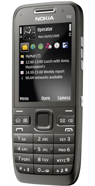 Инструкция По Эксплуатации Телефона Nokia E52 - фото 7