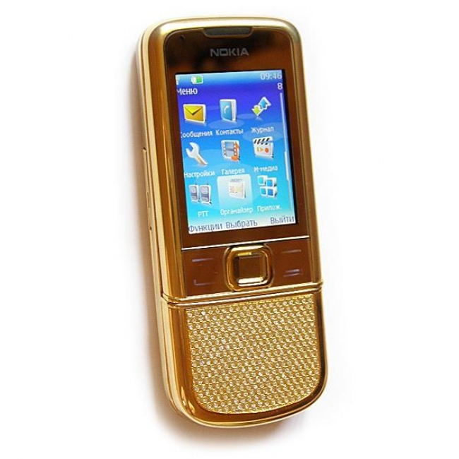 8800 Arte Gold Luxury