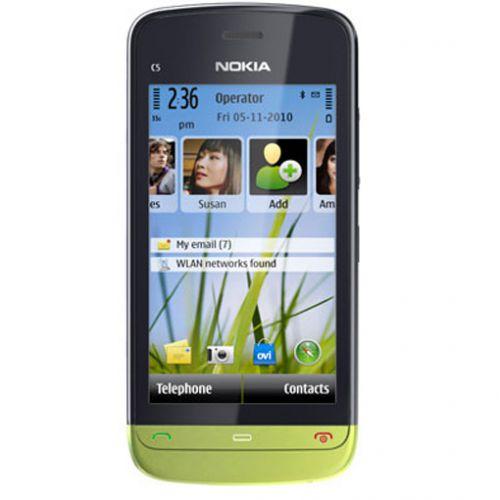 новинка от Nokia модель C5-03