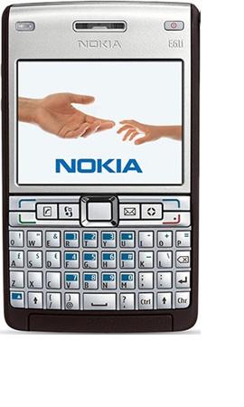 Коммуникатор Nokia E61i